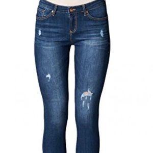 Gisele high rise jeans